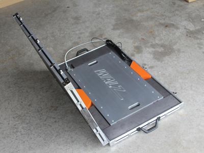 Truck Weigh Scale Carrying Case
